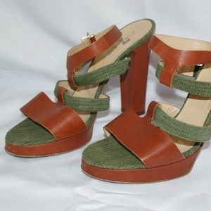 7 for All Mankind Size 9 Heels